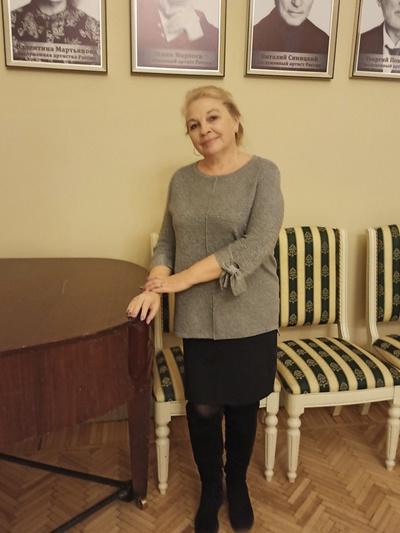 Наталья Таширева-Дмитриева