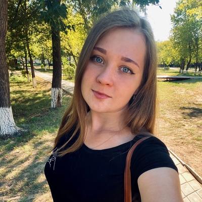 Виктория Гусева, Волчиха