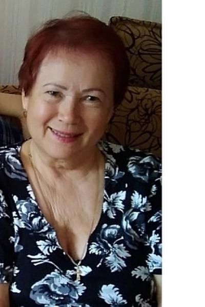 Валентина Григорьева, Ухта