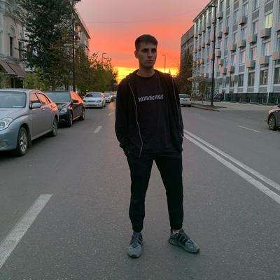 Владислав Приходько, Красноярск