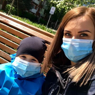 Татьяна Настыченко, Москва