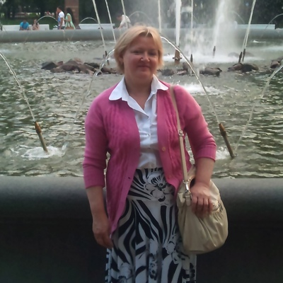 Ирина Цупикова, Санкт-Петербург