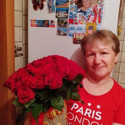 Галина Сафина