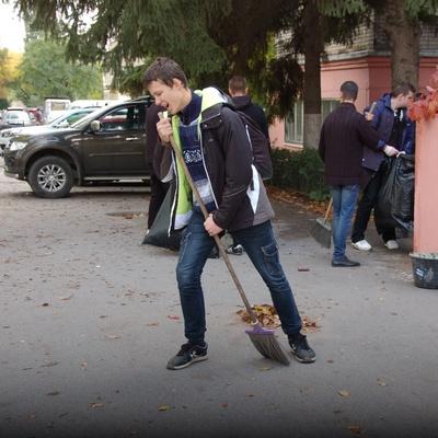 Пашка Востриков
