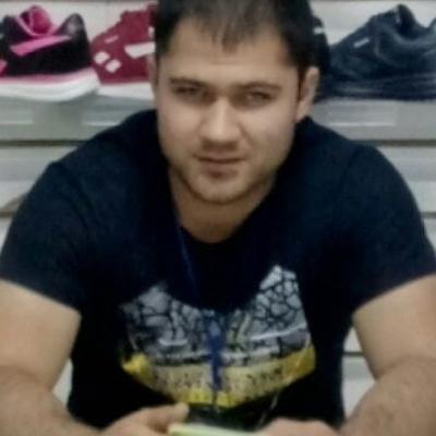 Фарход Бегиджонов