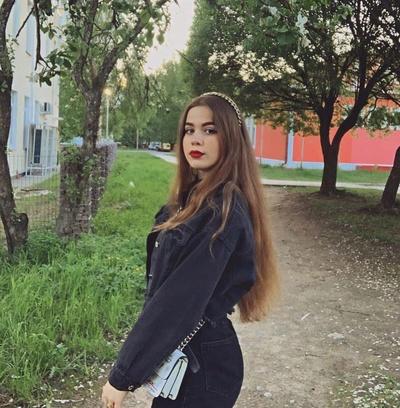 Анна Сидорова, Москва