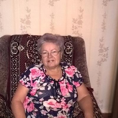 Лариса Залётова-Трифонова