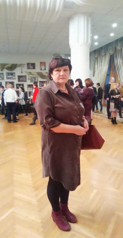 Марина Родинцева, Дубовка