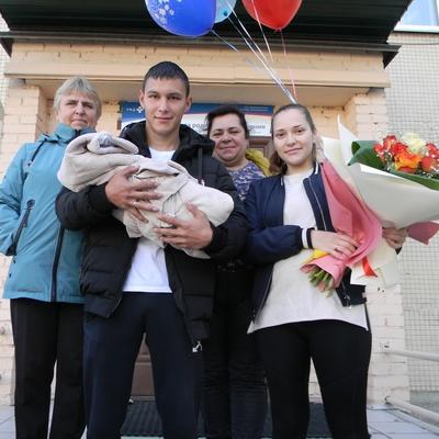 Никита Галинис, Северобайкальск