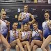 Купальники для спортивной гимнастики GK, Moreau