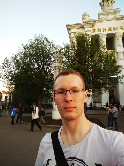 Антон Александров, Москва