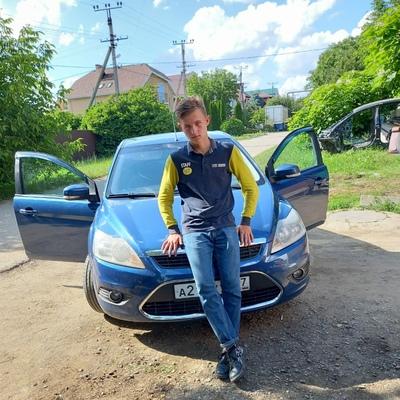 Даня Шкляр, Санкт-Петербург