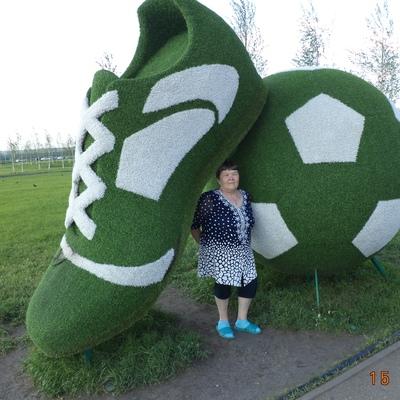 Нина Мозымова, Сыктывкар