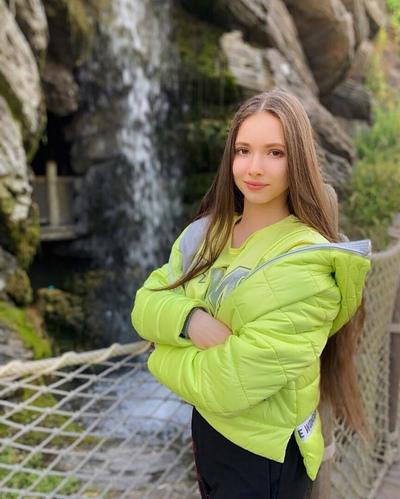 Маша Воронина, Москва