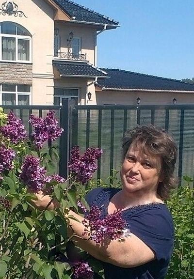 Наталия Стафеева, Санкт-Петербург