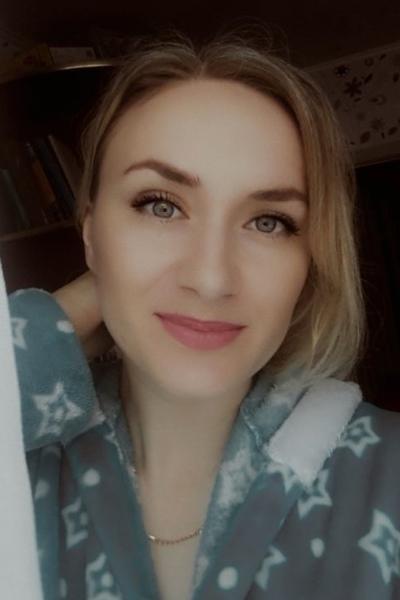 Ольга Шиманская, Киев