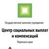 Центр социальных выплат Пермского края