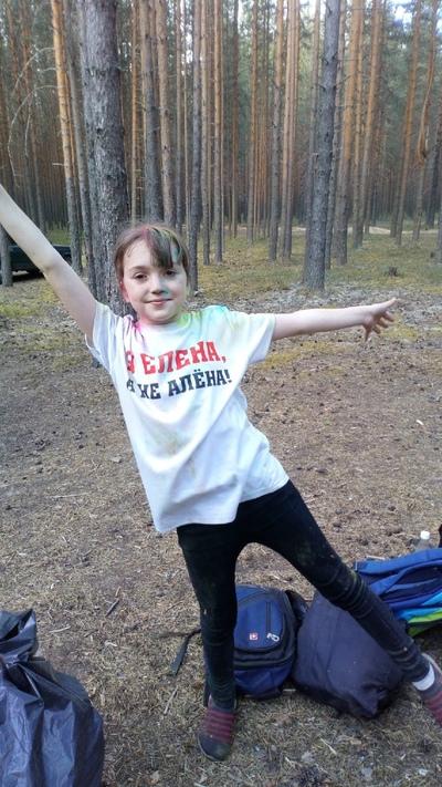 Лена Власова-Алексеевна