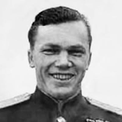 Иван Кожедуб, Ображеевка