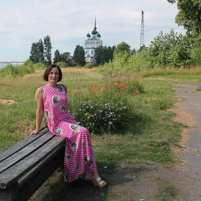 Наталия Вельниковская, Вологда
