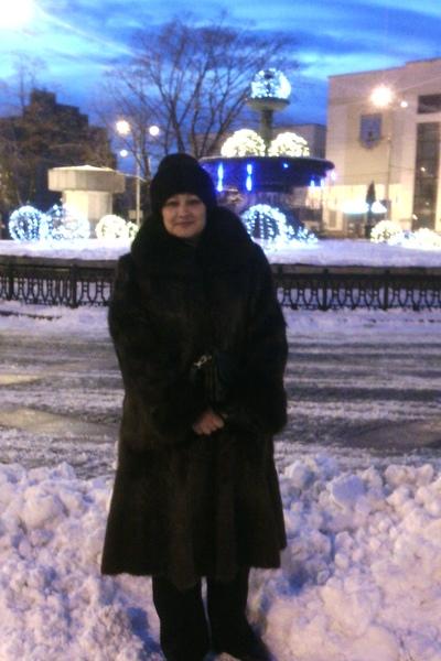 Ирина Герасимчук, Донецк