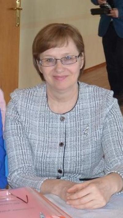 Ольга Кузенко-Ларина