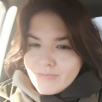Марина Калюжина, Томск