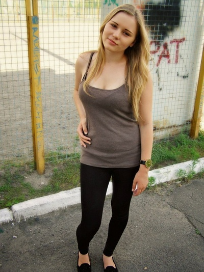 Эрика Гусева, Санкт-Петербург