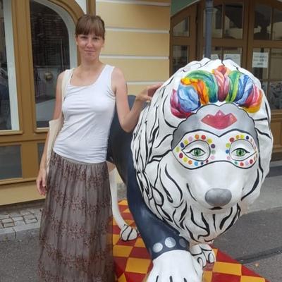 Светлана Линник, Санкт-Петербург