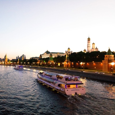 Вера Смирнова, Москва