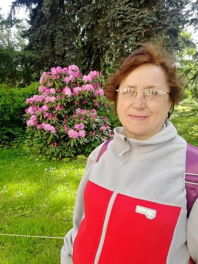 Сандра Устинова, Москва