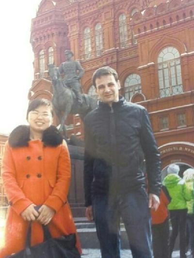 Денис Графов, Москва
