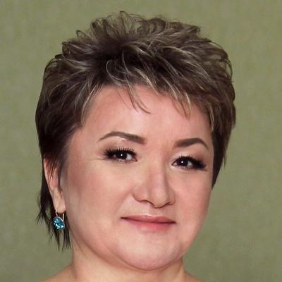 Вахитова Гульнара