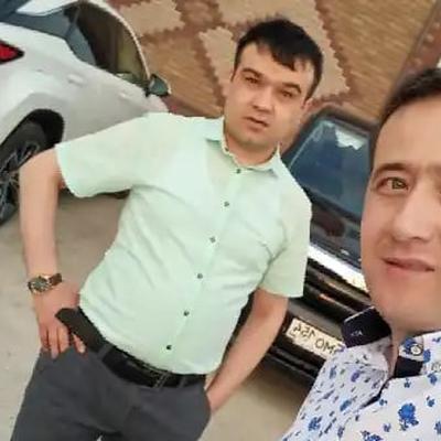 Макс Рустамов, Назарово