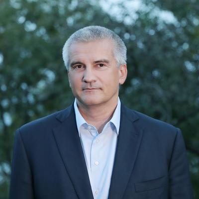 Сергей Аксенов, Крым