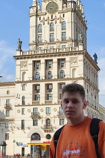 Ефрем Кириченко, Гомель