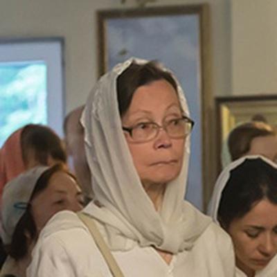 Нина Зеленкина, Санкт-Петербург