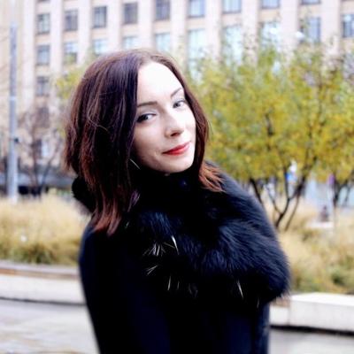Anita Ulyanicheva, Москва