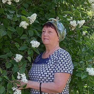 Надежда Денисова, Выборг