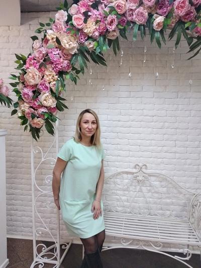 Любовь Новикова