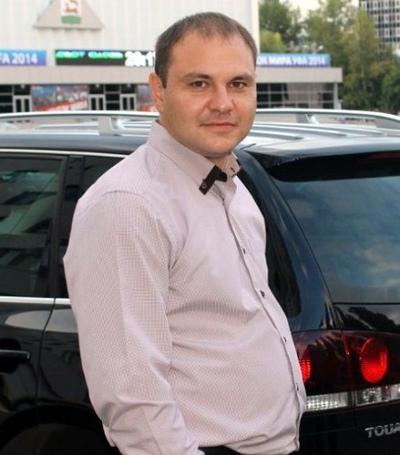 Сергей Рубцов, Уфа