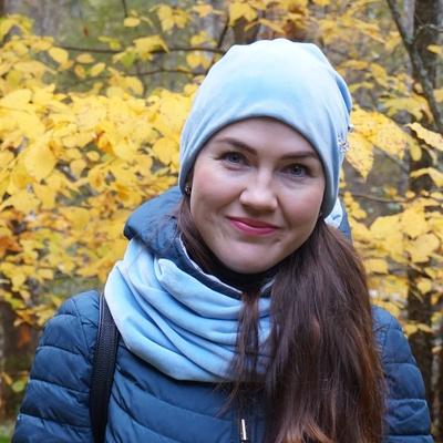 Anya Strilina, Saint Petersburg