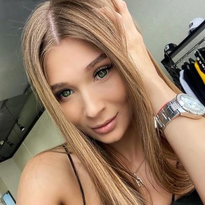 Карина Лебедева, Санкт-Петербург