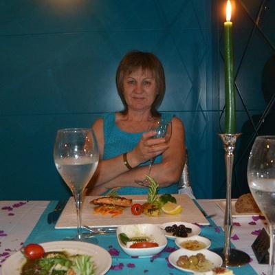 Лариса Широкова