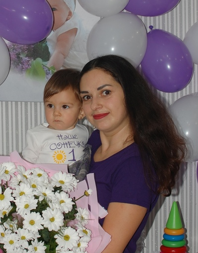 Ольга Шклярук, Нетешин