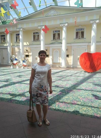 Наталия Елизарова, Кострома
