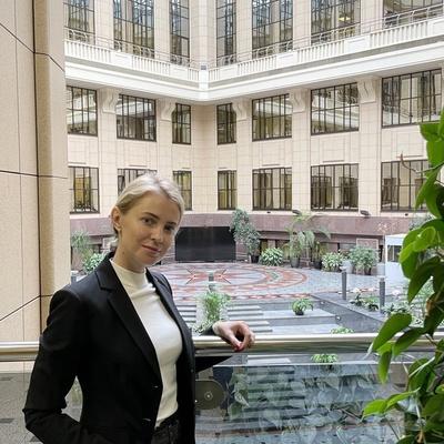 Ангелина Воронцова, Москва