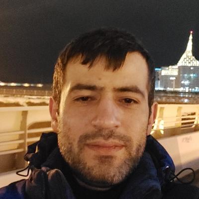 Osman Berdyev, Samarkand