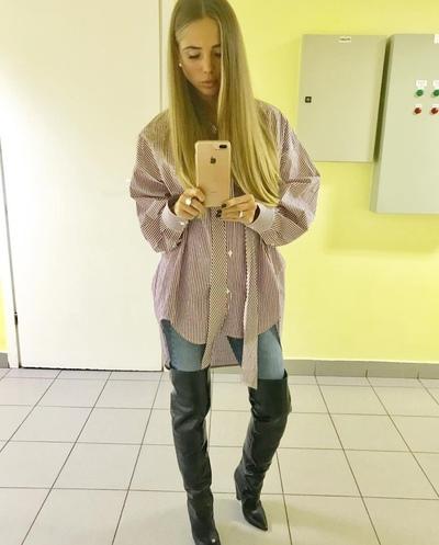 Полина Ахматова