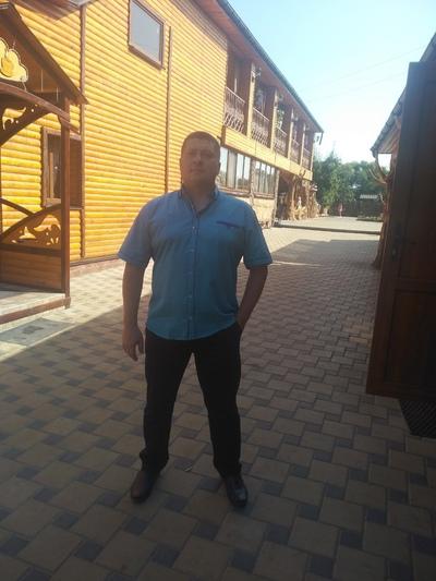 Александр Харьков, Киев